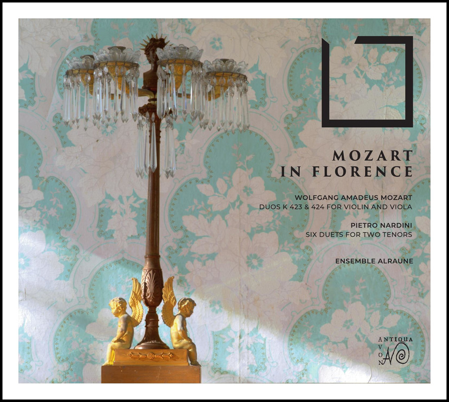 Mozart in Florence   Tuscania vol.5