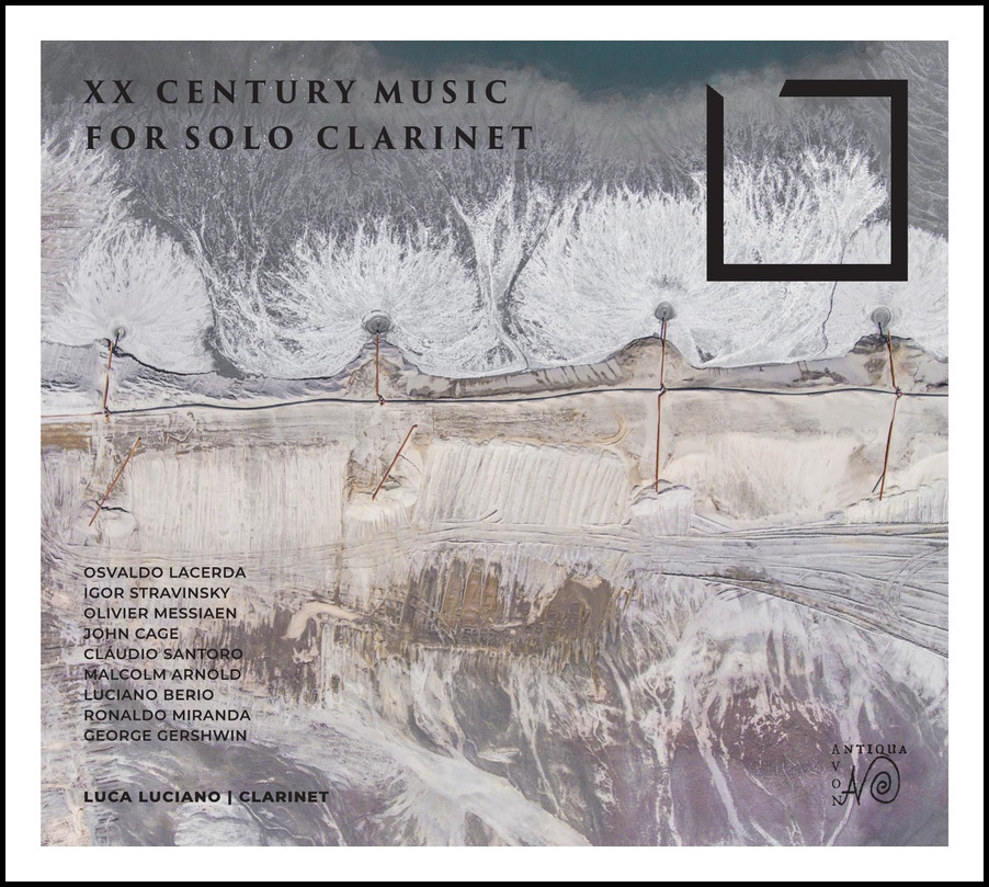 XX Century Music for Solo Clarinet